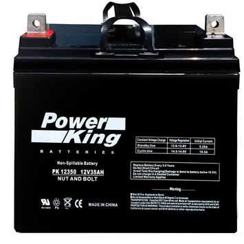 Ranger Solo IV Wheel Heavy Duty Deep Cycle Replacement Battery