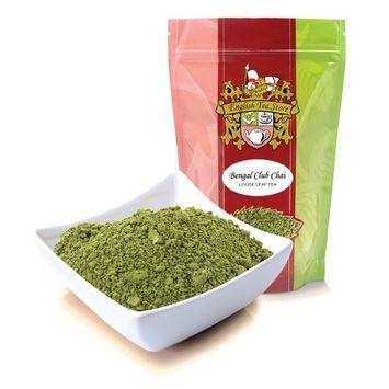 Bengal Club Chai Matcha Tea - Loose Leaf - 8oz