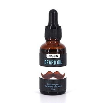 Lotus.flower 30ML Men Liquid Beard Growth Fast Enhance Facial Whiskers Nutrition Moustache