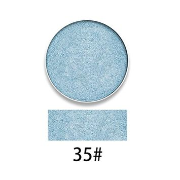 Creazy Pearl Long Lasting Colorful Eyeshadow Eye Shadow Press Powder Cosmetics Makeup