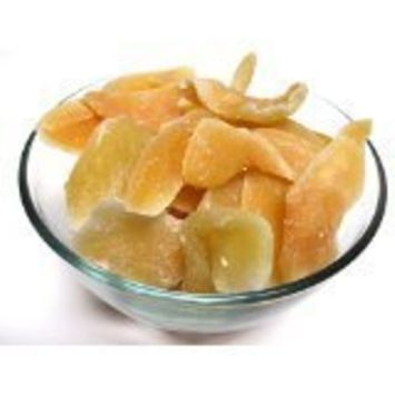 Natural Dried Mango Slices, 11 LB bag. No Sulfits, Low Sugar, Candymax- purchase of 3 any items,!
