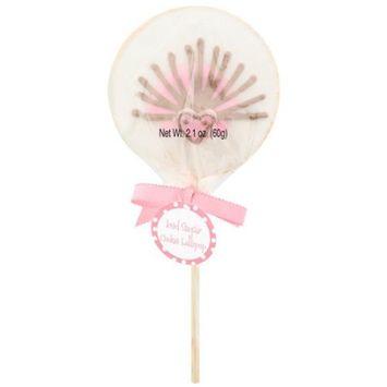 Seminole Consulting & Marketing Scm Designs Iced Sugar Cookie Lollipop