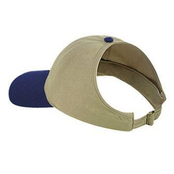 Otto Cap Brushed Cotton Twill Ponytail Low Profile Style Caps - Hat / Cap for Summer, Sports, Picnic, Casual wear and Reunion etc