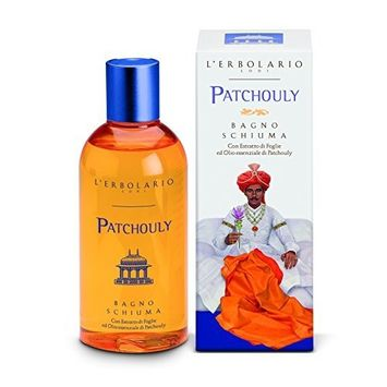 Patchouly Bath Foam by L'Erbolario Lodi
