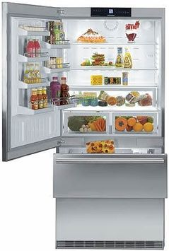 Liebherr HC2061 36 Built-in Bottom Freezer Refrigerator
