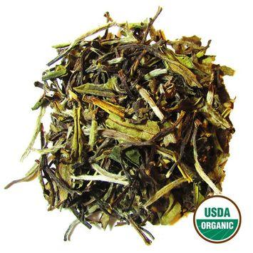 Full Leaf Tea Company Organic Pai-Mu-Tan