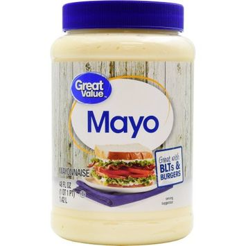 Great Value Mayo
