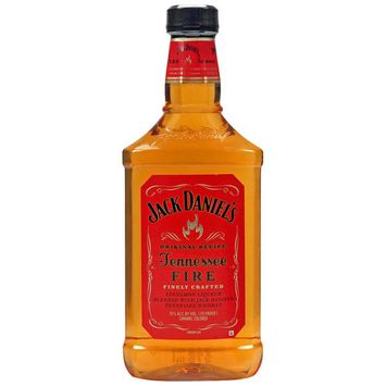 Jack Daniel's Tennessee Fire Flavored Whiskey, 375 mL, 70 Proof