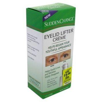 Sudden Change Eyelid Lifter Creme, 1 Ounce