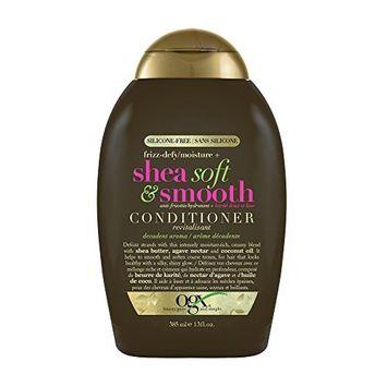 OGX Frizz Defy Moisture Shea Soft & Smooth Conditioner - 385ml