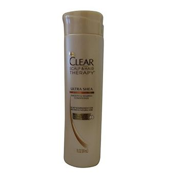 Clear Scalp And Hair Therapy Ultra Shea Conditioner 1.7 fl oz (Relaxed and Natural Hair)
