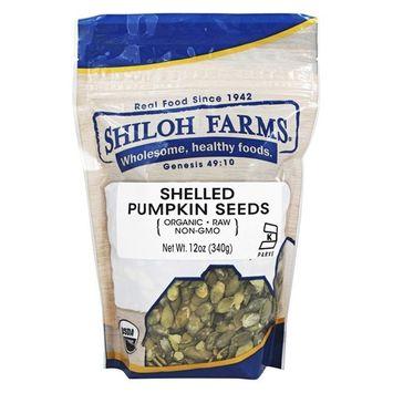 Organic Shelled Pumpkin Seeds - 12 oz.