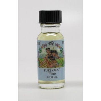 Pine - Sun's Eye Pure Oils - 1/2 Ounce Bottle