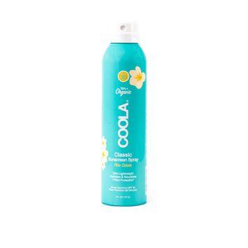 COOLA Organic Suncare Collection Classic Body Organic Sunscreen Spray SPF 30