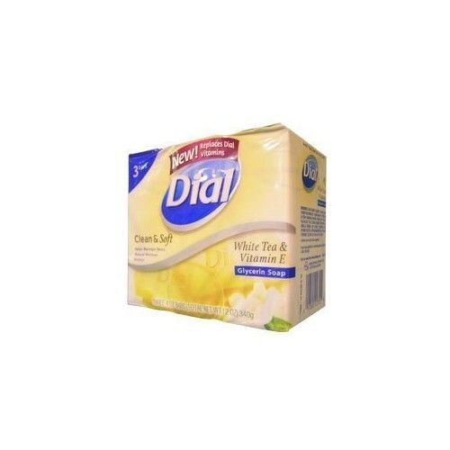 (PACK OF 3 BARS) Dial Classic GOLD Antibacterial Bar Soap. Round the Clock Odor Protection. Leaves Skin Smooth & Radian! Hypo-Allergenic. Great for Hands, Face & Body! (3 Bars, 4oz Each Bar) : Beauty