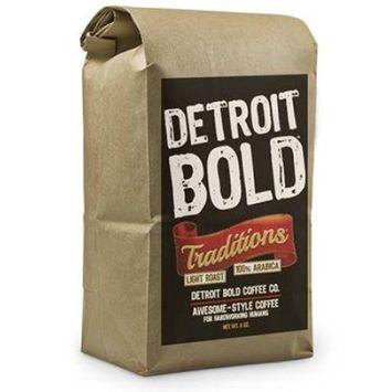 Detroit Bold Coffee Traditions 8 oz. bag