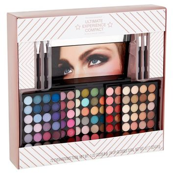 The Color Workshop Ultimate Experience Compact Makeup Compact, 100 piece