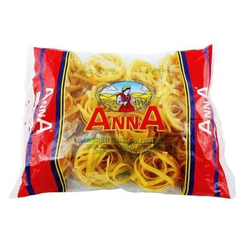 Anna Fettuccine Nests #103, 1 Pound Bags (Pack of 12)