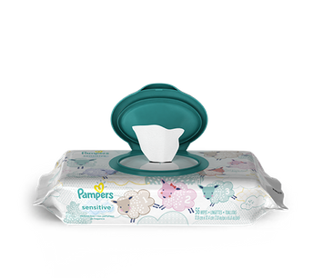 WIPES Pampers Sensitive