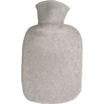 Fashy Hot Water Bottle with custom cover COMBO set