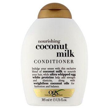 Ogx Coconut Milk Conditioner 385ml (PACK OF 2)