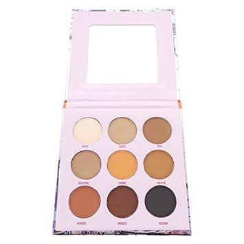 OKALAN Fancy Eyeshadow Pressed Powder - The Bronze Palette