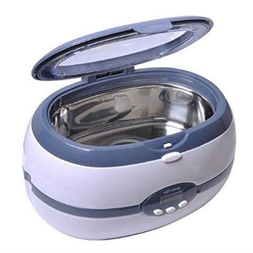 TNS STORE Digital Ultrasonic Cleaner 0.6 Liters 600ml Capacity / Tattoo Equipment / Tattoo