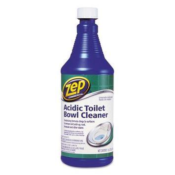 Zep Zuatb32 32Oz Toilet Bo Cleaner Acidic Cleaner