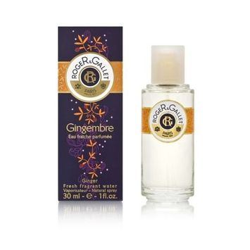 Gingembre (Ginger) by Roger & Gallet 1.0 oz Fresh Fragrant Water Spray