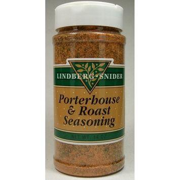 Lindberg Snider Porterhouse & Roast Seasoning 14oz. [Porterhouse & Roast]