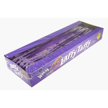 Laffy Taffy Rope Grape 24 Pack (3 Units Per Order)