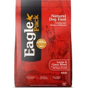 Eagle Pack Natural Large Breed Health Formula Dry Dog Food [Options : 15-lb]