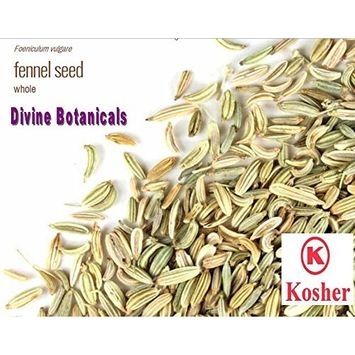DIVINE BOTANICALS fennel seed whole