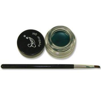 Starry Long Lasting Waterproof Eyeliner Gel with Brush Tantalizing Teal Blue Teal Green 2011 New Color