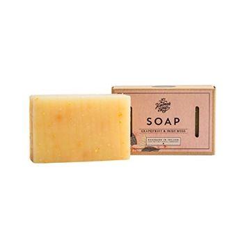 Handmade Soap Irish Moss & Grapefruit All Natural 5.6 Oz from Ireland