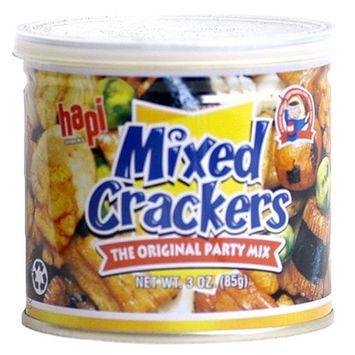 Hapi Mixed Crackers (3 oz.)