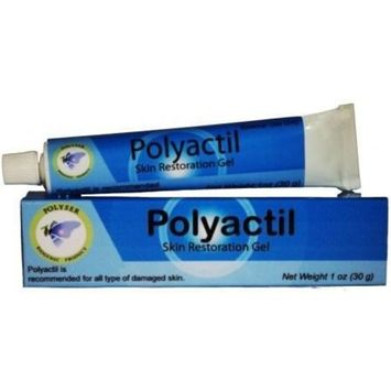 Polyactil-N - Maybe the World's Best 1st Aid Ointment for Burns, Wounds, Cuts, Winter Chapping, Summer Damage and More