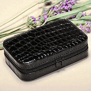 Essential Oils Storage 30 Bottles, Hard Shell Essential Oil Carrying Case Holds Perfect for Roller Bottles 2ml16914cm