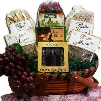 Mama Mia! Grand Italian Pasta Feast Gourmet Food Gift Basket [Mutiple Delivery Options]