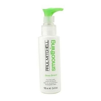 Paul Mitchell Smoothing Gloss Drops Frizz Free Polish, 3.4 Ounce