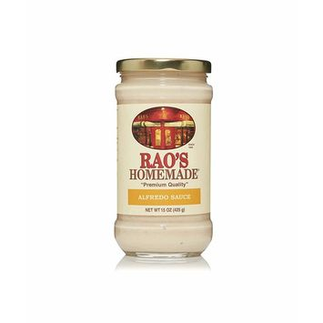 Rao's Homemade Alfredo Sauce, 15 Ounce Jar
