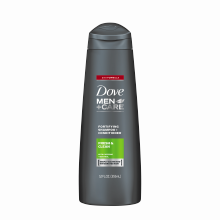 Dove  Men+Care Fresh & Clean Fortifying 2-in-1 Shampoo