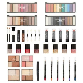 The Color Workshop Ultimate Color Blockbuster Beauty Collection, 89 piece
