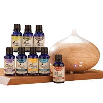 HealthfulTM Naturals Deluxe Kit & 280 ml Diffuser