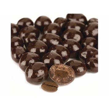 Dark Chocolate Coffee Beans - BULK - One Pound - Pa Dutch Shoppes