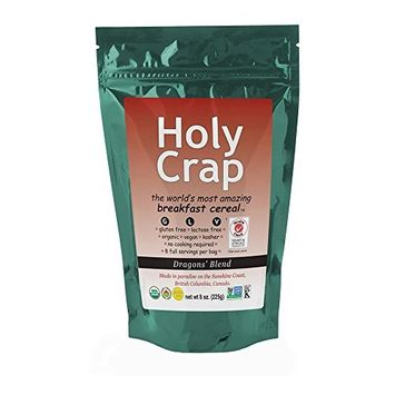 Holy Crap Breakfast Cereal, 8 Ounce [1]