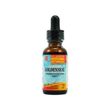 L A Naturals Organic Goldenseal Drops, 1 OZ