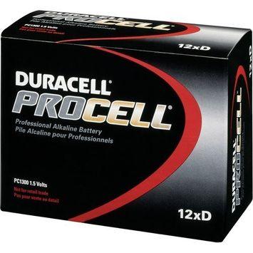 Procter & Gamble DURPC1300 Duracell Procell Alkaline General Purpose Battery
