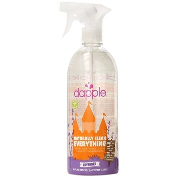 Dapple All Purpose Cleaner Spray, Lavender, 30 Fluid Ounce - 2Pk [2]