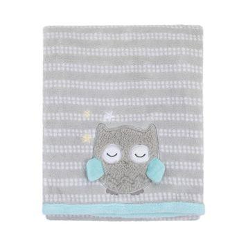 Parent's Choice Applique Blanket, Owl